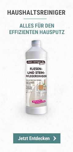 Stein reiniger ihr experte f r reinigungs und pflegemittel - Reiniger feinsteinzeug fliesen ...