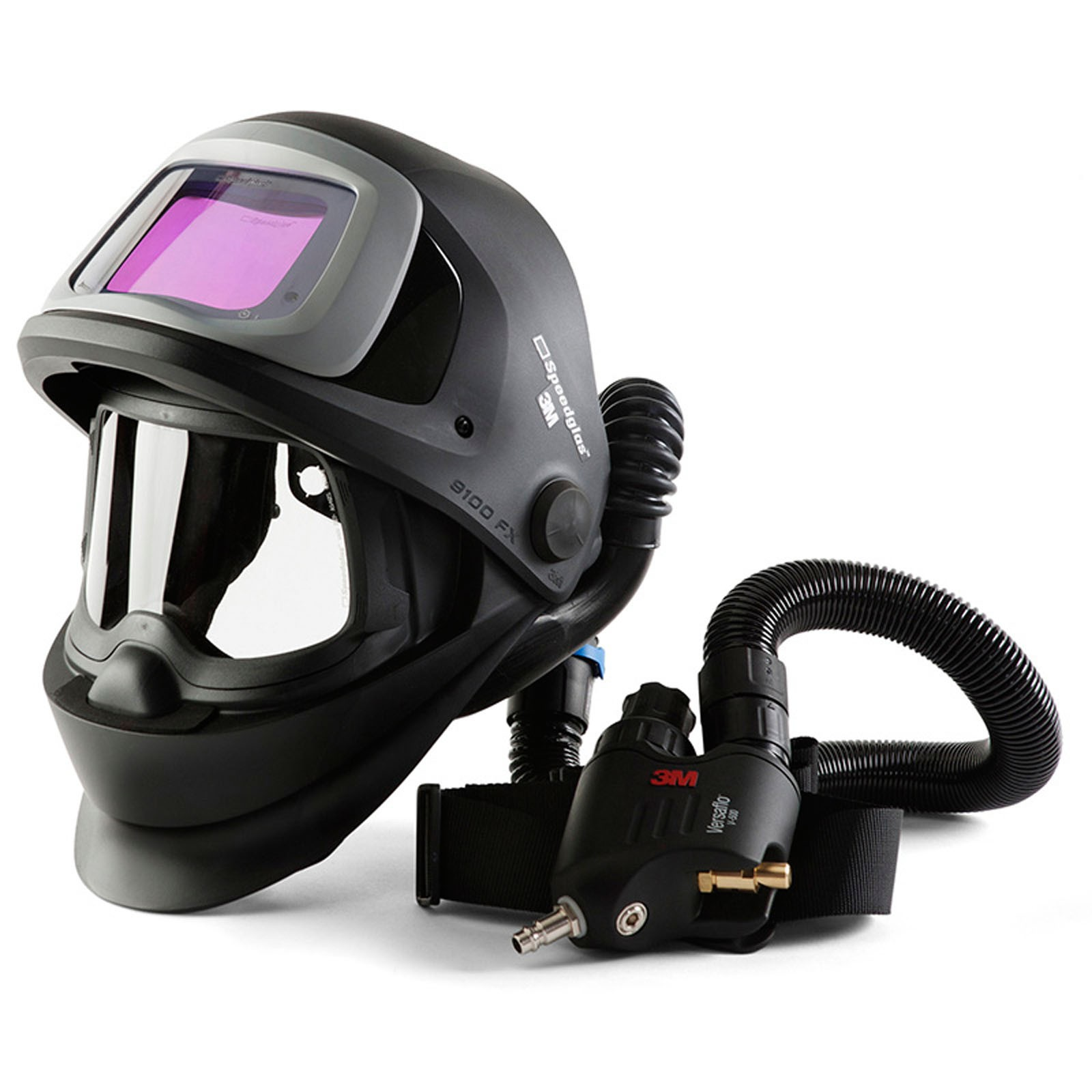 speedglas 9100 fx air schwei maske von speedglas. Black Bedroom Furniture Sets. Home Design Ideas