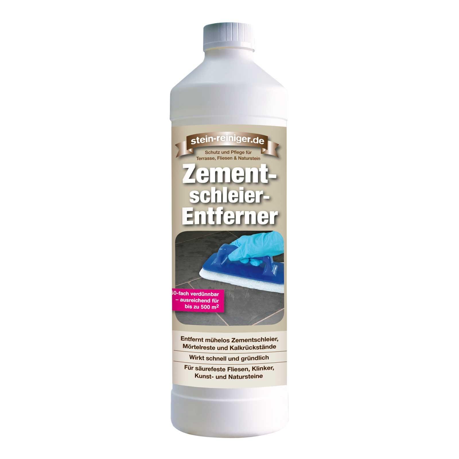 Zementschleier-Entferner Ultra-Konzentrat 1L Reinigen ...