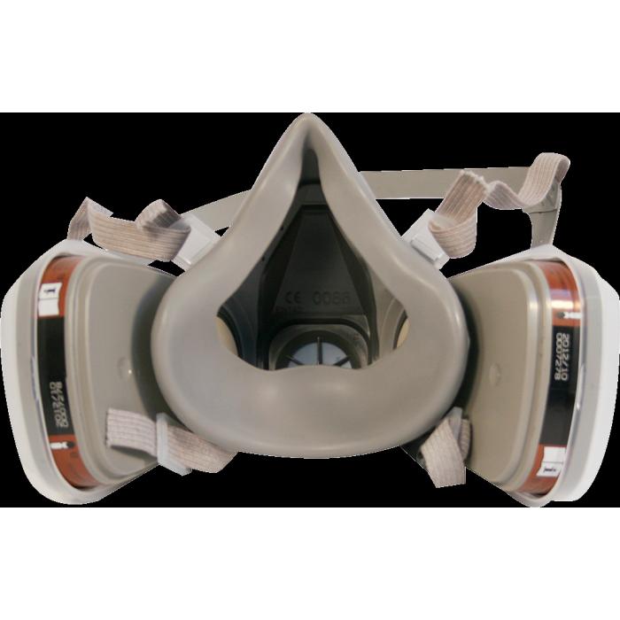 3m halbmaskenset lackierer a2p3r arbeitsschutz atemschutz masken sets. Black Bedroom Furniture Sets. Home Design Ideas