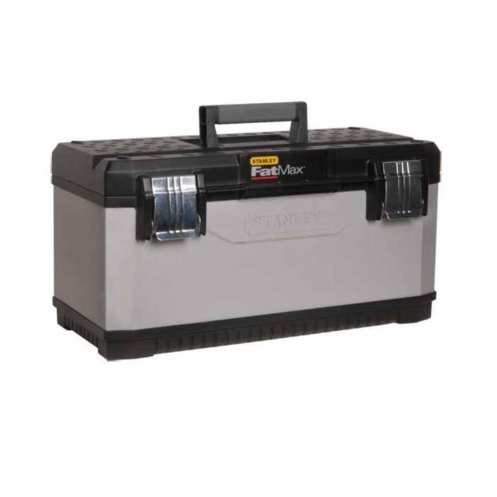 stanley fatmax 1 95 617 werkzeugbox werkzeug zubeh r werkzeugkoffer taschen organizer. Black Bedroom Furniture Sets. Home Design Ideas